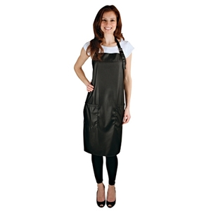 Ultra Lux Salon Apron - Jet Setter Black (4041)