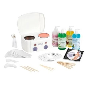 Professional Double Warmer Wax Kit (SSW08CKIT)