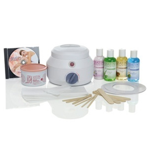 Professional Single Warmer Wax Kit (SSW09CKIT)