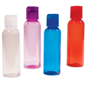 3.4 oz. Travel Bottle Set 4 Pieces (8066)