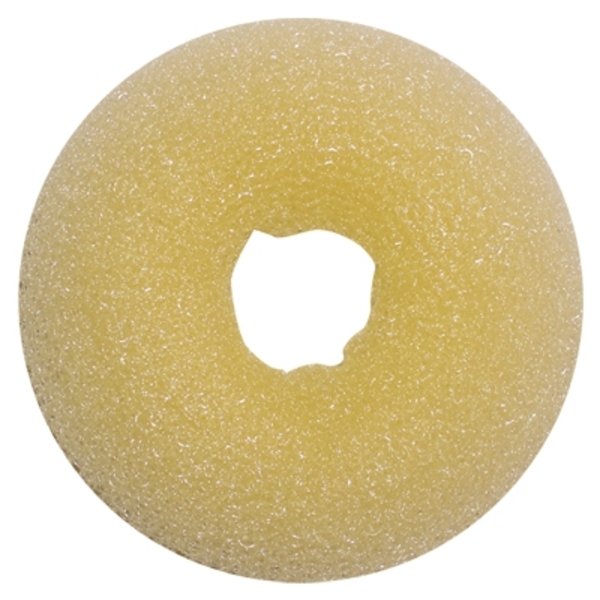 "Hair Donut Blonde 3-12"" Diameter (HD-15)"