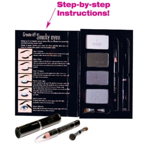 Smoky Eyes Kit Matte Black (WX1987A)