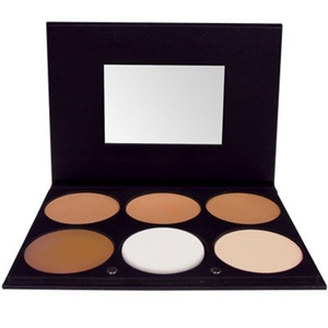 Cream To Powder Foundation Palette (CTDPAL-1)