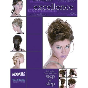 Excellence Hair Styling Book Pink Edition (DB-EPE)