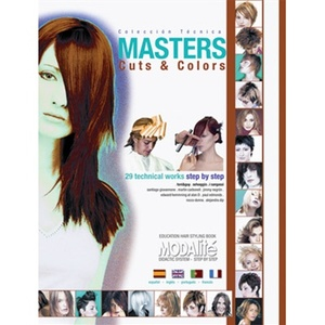 Masters Cuts & Color Collection Book (DB-MMCCC)
