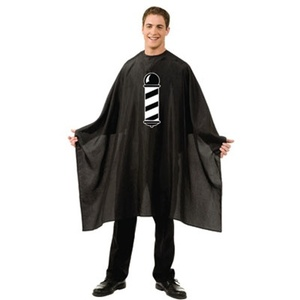 Barber Pole Styling Cape (BD201SBK)