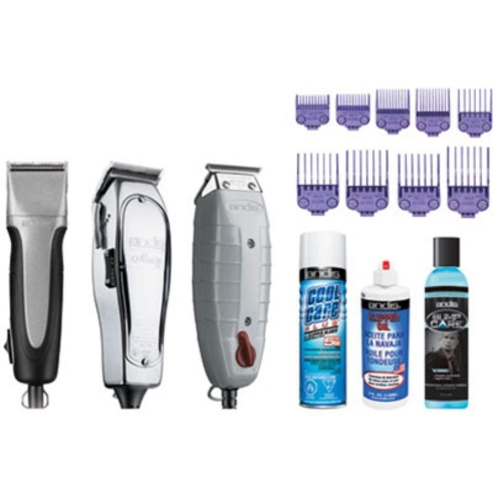 Professional Barber Kit By Andis A634712