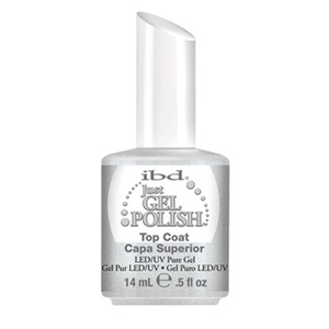 Just Gel Top Coat 0.5 oz. (IBD56502)