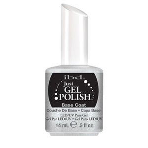 Just Gel Base Coat 0.5 oz. (IBD56503)
