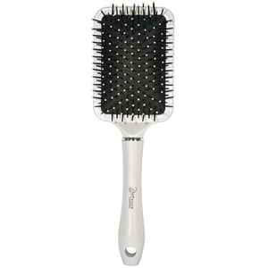 Pure Pearl Series-Rectangular Cushion Paddle Brush (SC9205)