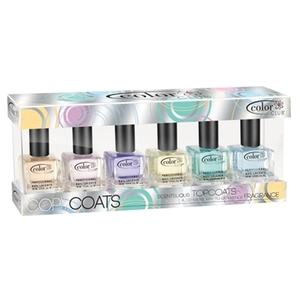 Copy Cats Fragranced Top Coats Collection - 6 Piece Set (05DCC06)