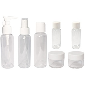 7 Piece Travel Bottle Set (8069)