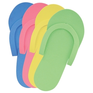 Non-Slip Pedislippers 12 Pair (DL-C803)