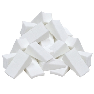 Latex-free Foam Wedges 100 Pieces (FSC535)
