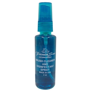 Cosmetic Brush Cleaner & Disinfectant Spray 2 Oz. (FSC664)
