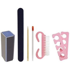 7 Piece Disposable Pedicure Kit (DL-C273)
