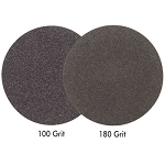 "Round Disc File - 100180 Grit - 2.5"" Diameter (DL-C275)"