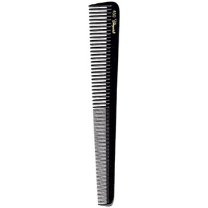 "7-12"" TaperingBarber Comb - Black (KC450)"