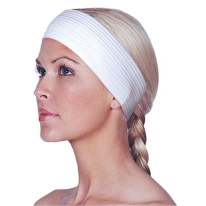 Disposable Headbands with Velcro Closure 48 Pack (FSC472)
