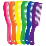 Neon Rake Combs In A Container 36 Count (AR-47)