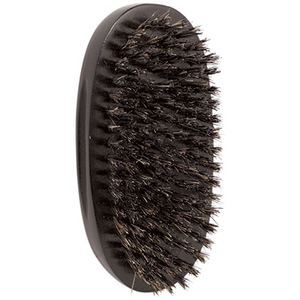 Oval Palm Brush 100% Natural Boar Bristles (SC2210)
