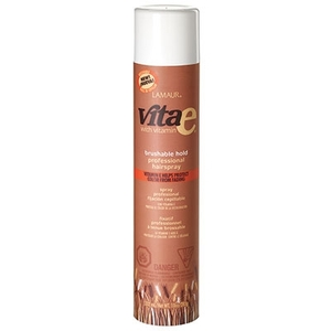 Vita-E Brushable Hold Hair Spray 10 oz. (VE-901726)