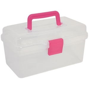 "Small Storage Box 7""L x 3""D x 4""H (DL-C297)"