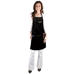 Bamboo Fiber Salon Apron One Size Fits Most (4077)