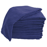 10 Pack Microfiber Towels Navy (TOW-10-NV)