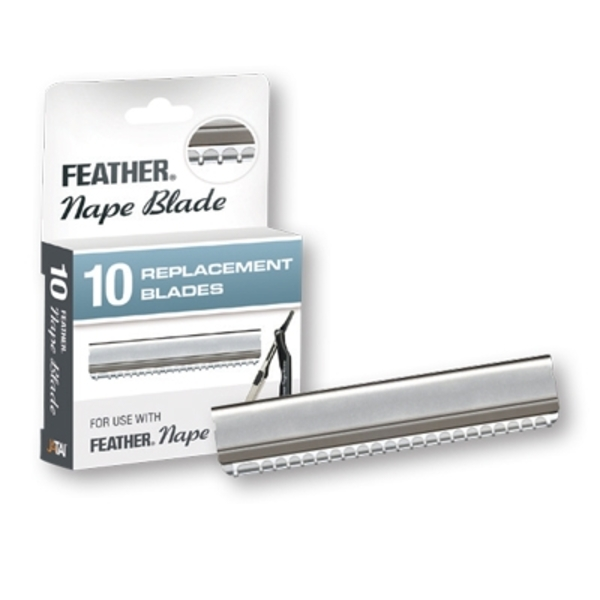 Replacement Blades or Nape & Body Razor 10 Pack (F130300)