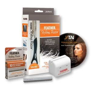 "7-14"" Styling Razor Intro Kit with DVD (F180100)"