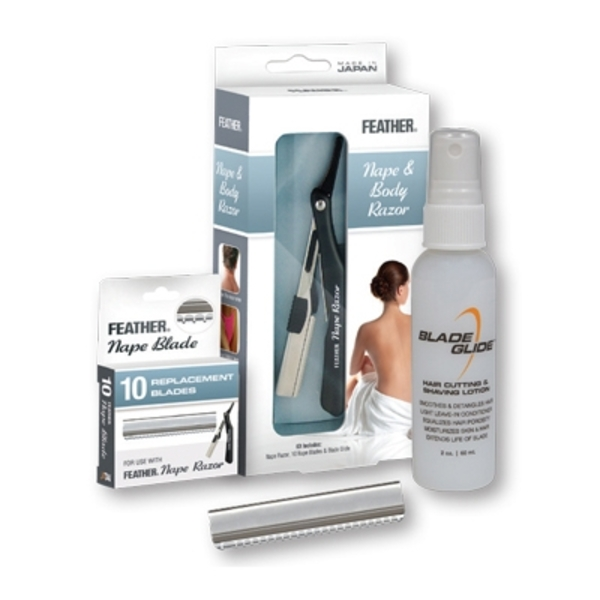 Nape & Body Razor Kit (F180500)