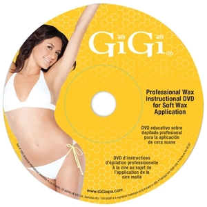 Professional Application Of Soft Wax DVD (GG-1041)