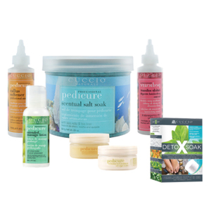 Scentual Spa Pedicure Kit (ST-3277)