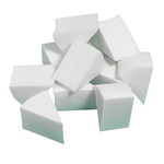 Latex-Free Small Foam Wedges 100 Pack (FSC673)