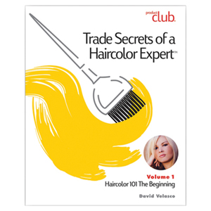 Trade Secrets of a Haircolor Expert with David Valesco - Vol. 1 Haircolor 101 - The Beginning (TSX-VOL1)