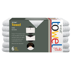 V-Cut™ Towels - White (VCUT-6W)