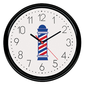 Barber Pole Clock (SC-CLOCK)
