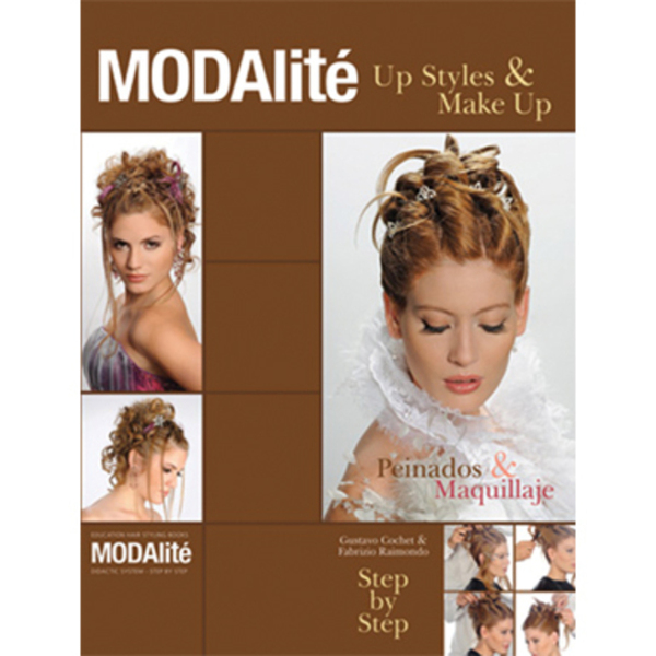 Up Styles & Make-Up Step-by-Step (DB-11370)