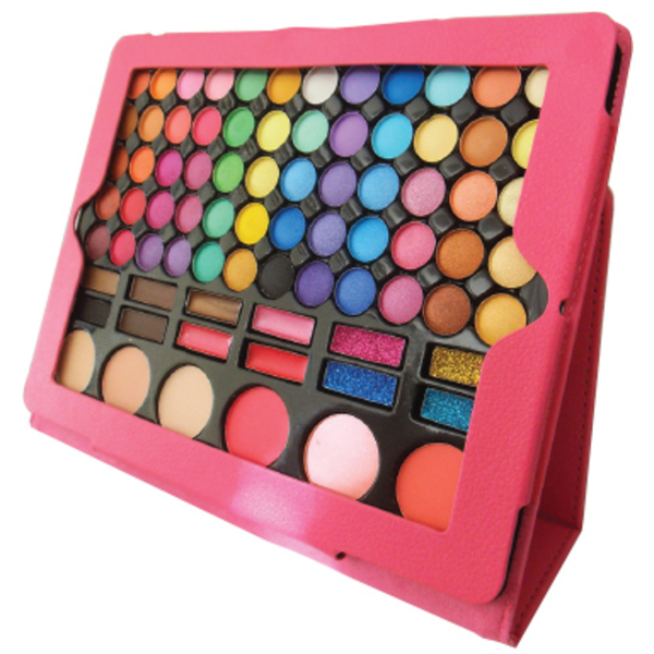 Carry All Make-up Color Pad 78 Piece (WX1588-1)