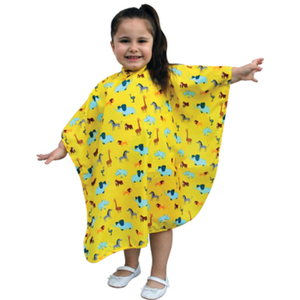 "Safari Kiddie Cape 29"" x 37"" (4097)"