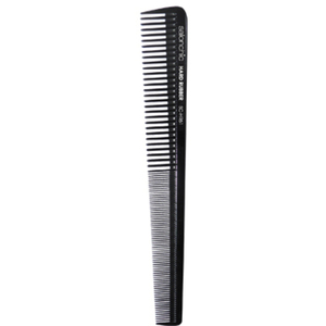 "Hard Rubber Barber Comb 8-12"" (SC-HR61)"