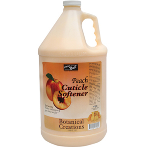 Cuticle Softener - Peach 1 Gallon (C01P-01038)