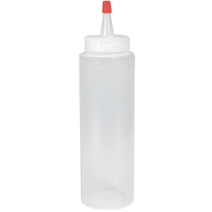 Soft Squeeze Wide-Mouth Applicator Bottle 8 oz. (B93)