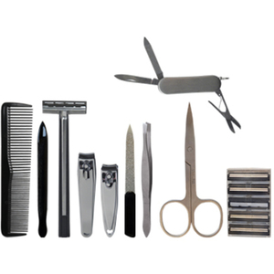 Men's Grooming Kit 10 Pieces (SC-9027)