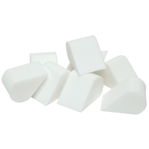 Latex-Free Foam Wedges 8 Pack (FSC566)