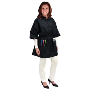 Custom Fit Stylist Jacket with Adjustable Waistline Cord For A Perfect Fit (4113)