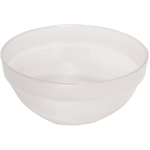 Disposable Clear Plastic Bowls - 1 oz. - 30 mL. 25 Pack (FSC573)