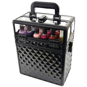 Lockable Nail Tech Tool Case (ATC9102)