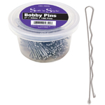 "2"" Silver Bobby Pins 100 Pack (SNS-100SL)"